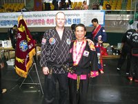 Master Sullivan and Grandmaster In, Sun Seo